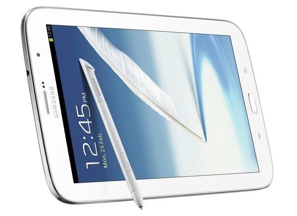 Samsung Galaxy Note 8.0, tableta con Android y puntero