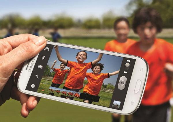 Cómo llevar los contactos a la pantalla principal del Samsung Galaxy S3