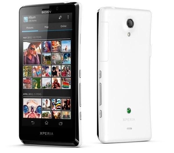 Sony Xperia T, qué ofrece la actualización a Android 4.1 Jelly Bean