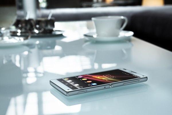 El Sony Xperia ZL llegará a Europa en abril