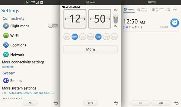 Últimas capturas de Tizen, la nueva plataforma de Samsung