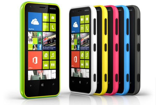 Una nueva carcasa hace al Nokia Lumia 620 resistente al agua