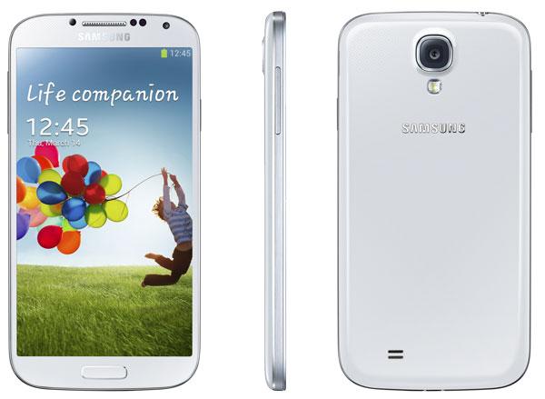 Samsung pretende vender 10 millones de Galaxy S4 en el mes de lanzamiento