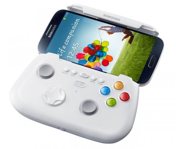 Samsung Galaxy S4 GamePad