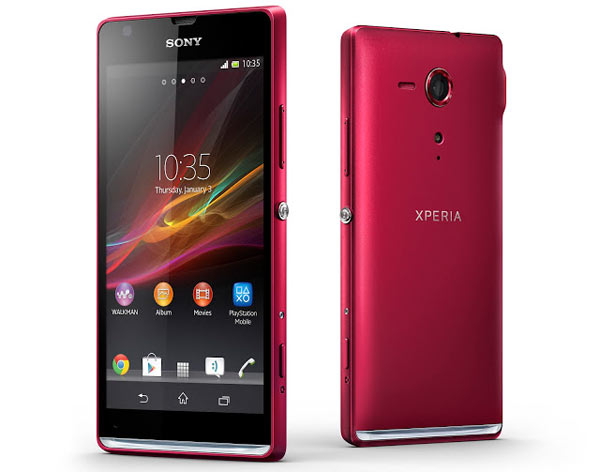 Sony Xperia SP 06