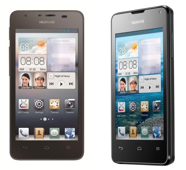 Huawei Ascend Y300 y Huawei Ascend G510, tarifas con Yoigo