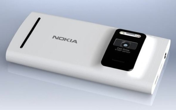 Nokia EOS, posibles carcasas del Windows Phone con 41 Megapí­xeles