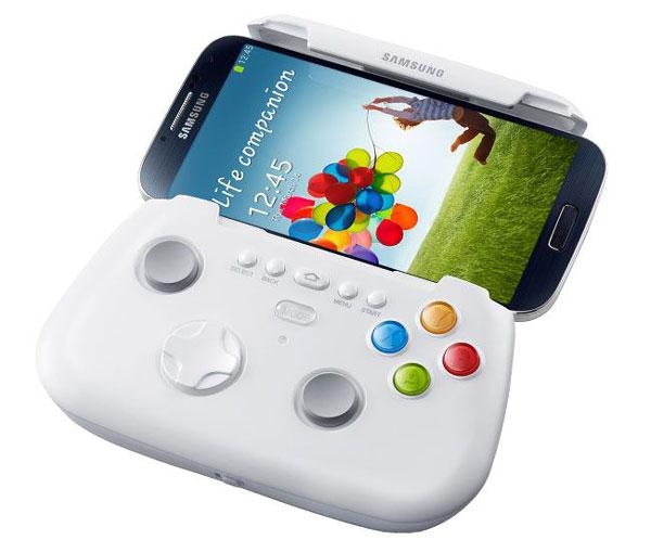Así funciona el Game Pad del Samsung Galaxy S4