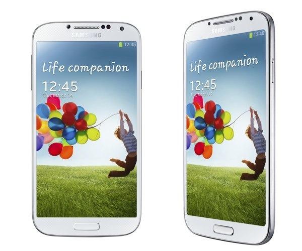 Samsung Galaxy S4 no incluye puntero para diferenciarse de la familia Note