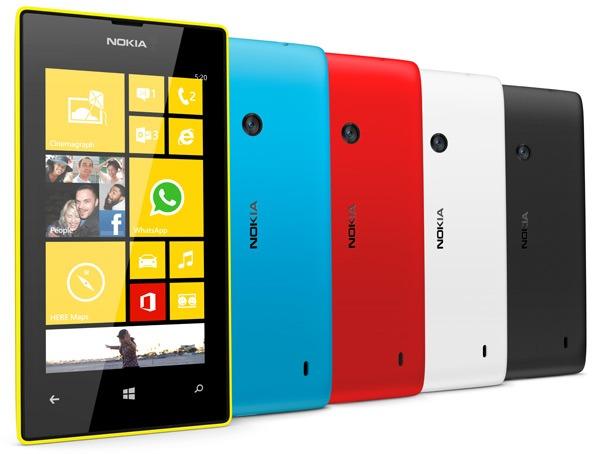 Aparecen muestras de la cámara del Nokia Lumia 520