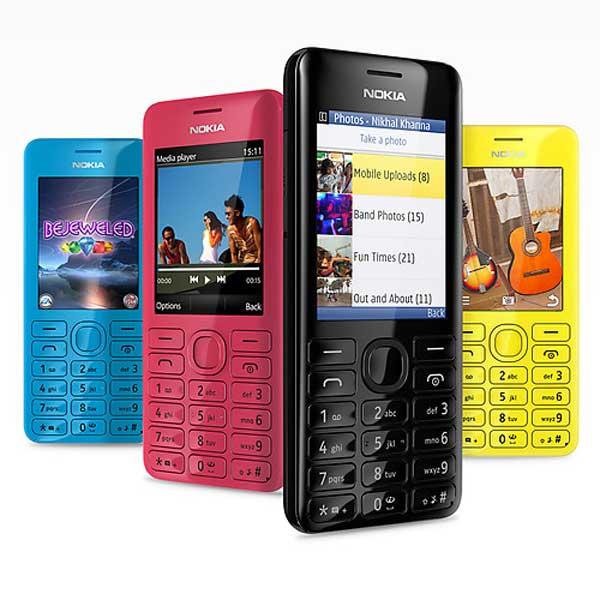 Nokia 206, tarifas con Orange