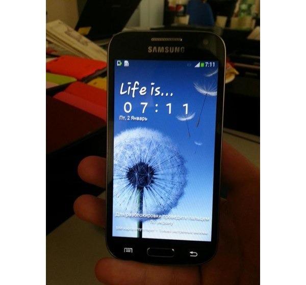 Samsung Galaxy S4 mini podría ser presentado esta misma semana