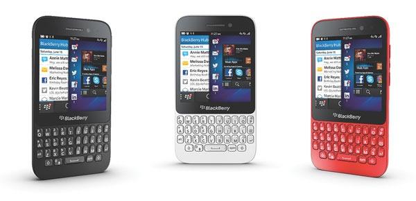 BlackBerry Q5, análisis y opiniones