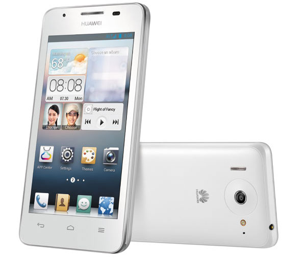 Huawei Ascend G510, análisis y opiniones