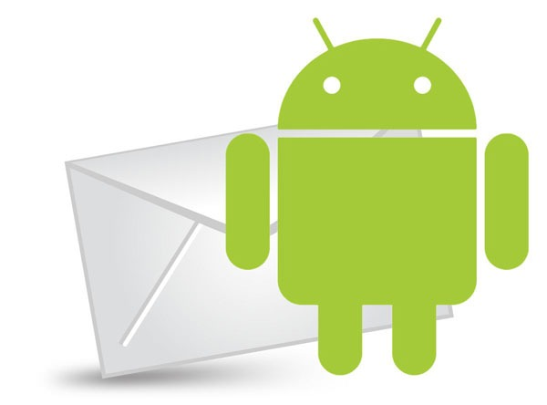 Android email