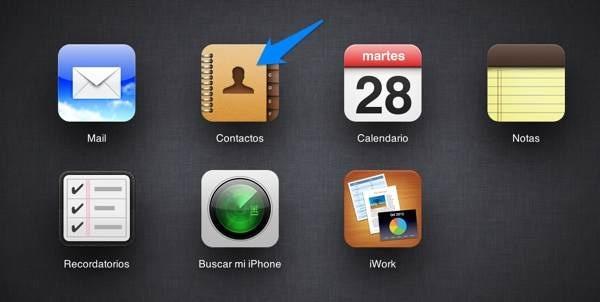 Cómo pasar los contactos del iPhone o iPad a un móvil o tableta Android
