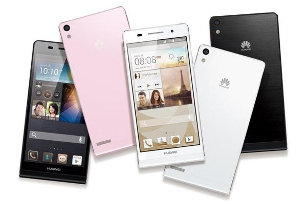 Huawei Ascend P6, análisis y opiniones