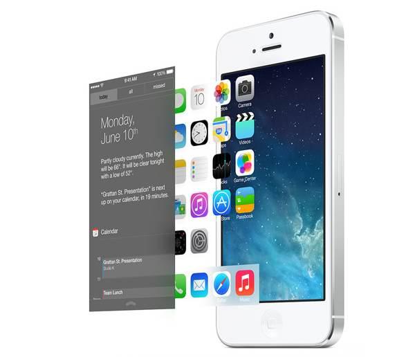 Se descubren funciones ocultas en iOS7