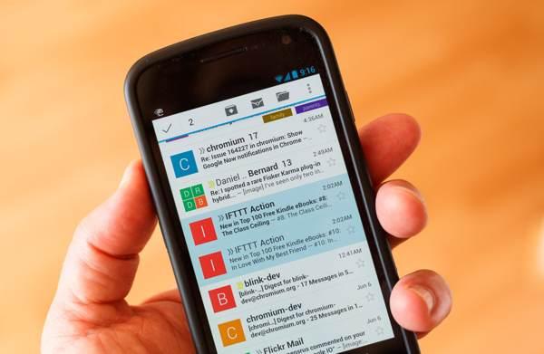 Diferentes maneras de borrar correos en el nuevo Gmail de