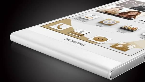 Se filtran las características completas del Huawei Ascend P6