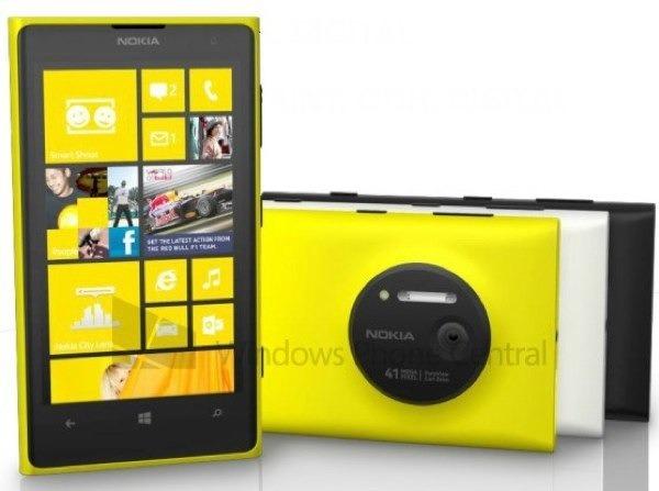 Se desvelan más detalles del Nokia Lumia 1020 antes de su lanzamiento