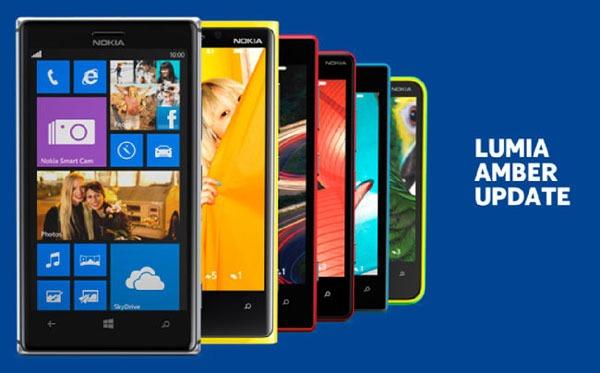 La captura de fotos en los Nokia Lumia mejora con la actualización Amber