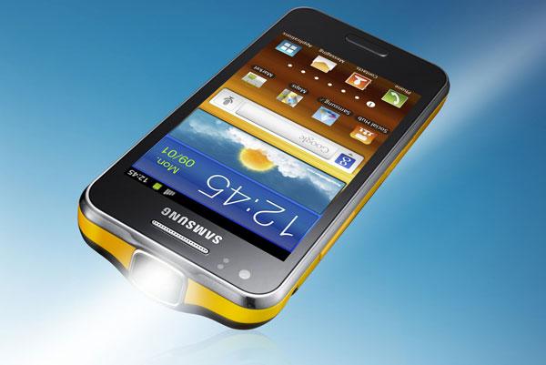 Android 4.1 llegará al Samsung Galaxy Beam