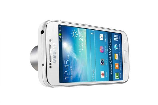 El Samsung Galaxy S4 Zoom aterriza en Europa el 11 de julio