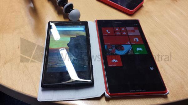 El posible Nokia Lumia 1520 se vuelve a mostrar en fotos