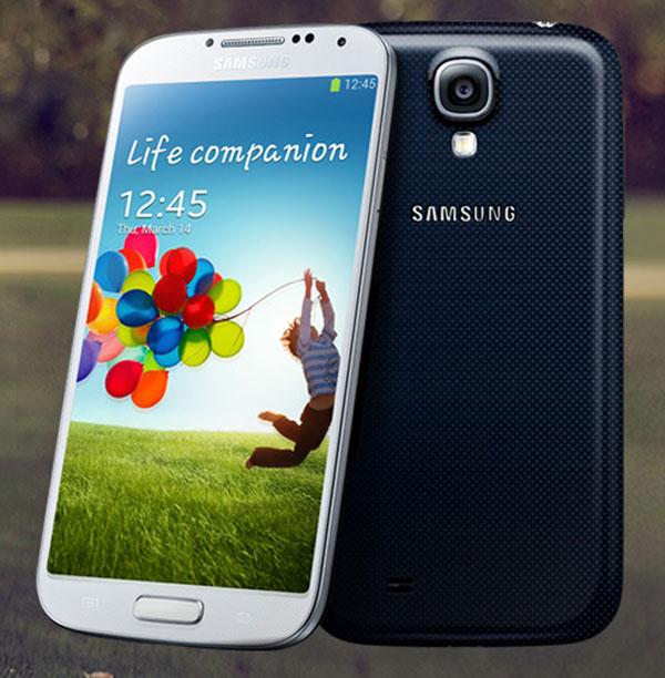 Cómo personalizar la pantalla del Samsung Galaxy S4