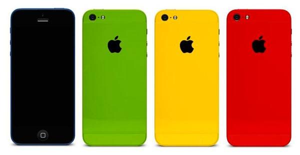 El iPhone 5S se podría presentar en septiembre