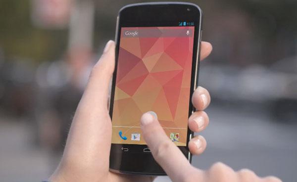 El Nexus 4 pasa a ser descatalogado en Estados Unidos