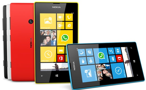 Nokia Lumia 520, tarifas con Orange