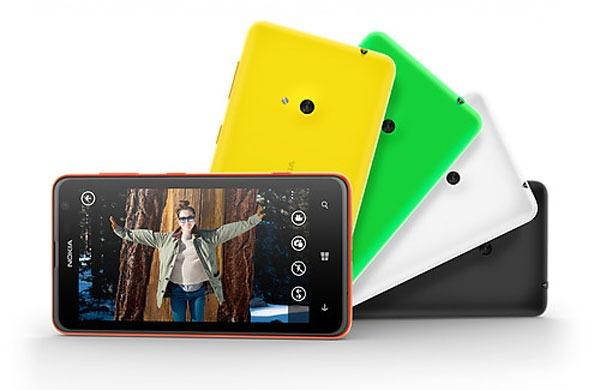 Nokia Lumia 625, precios y tarifas con Vodafone
