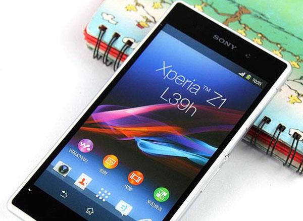 Sony Xperia Z1, análisis y opiniones