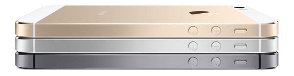 Novedades del iPhone 5S en comparación con el iPhone 5