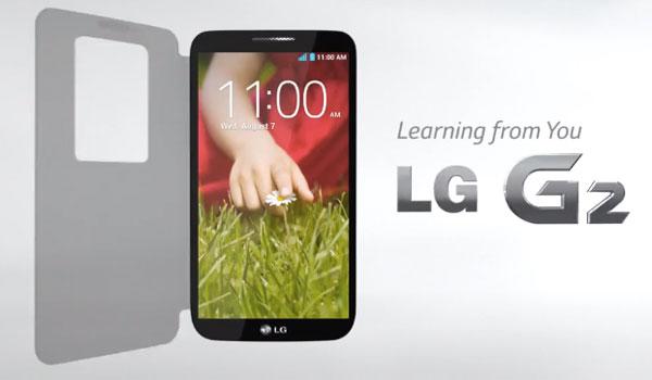 El LG G2 de 32 GB llega a España en exclusiva con Vodafone