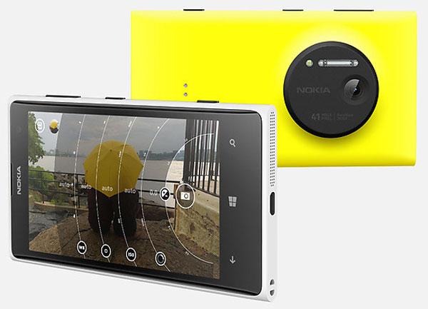 El Nokia Lumia 1020 también tendrá soporte para fotos RAW