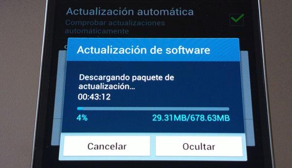 C 243 Mo Actualizar El Samsung Galaxy S4 A Android 4 3