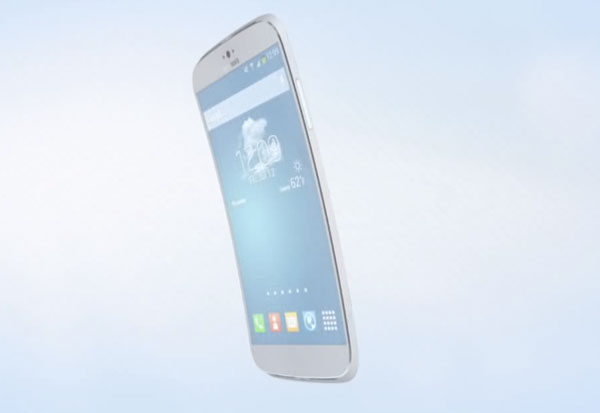 Un nuevo concepto del Samsung Galaxy S5 apuesta por la pantalla curva