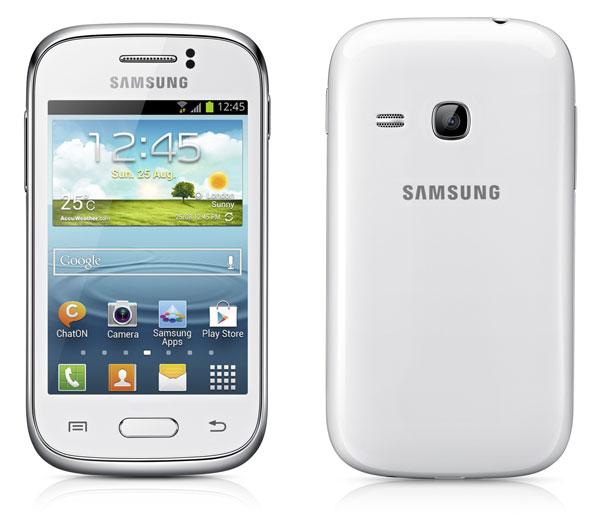 Samsung Galaxy Young, precios y tarifas con Yoigo