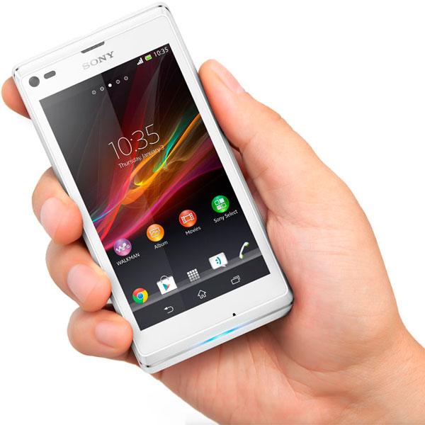 Sony Xperia L, precios y tarifas con Movistar