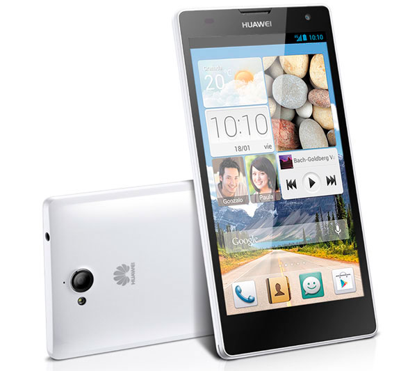 Huawei Ascend G740, precios y tarifas con Yoigo