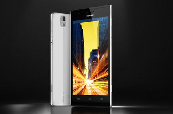 Huawei Ascend P2, precios y tarifas con Yoigo