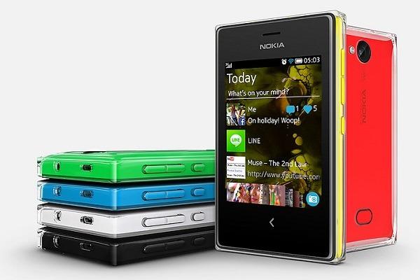 Los Nokia Asha 502 y Asha 503 ya están a la venta
