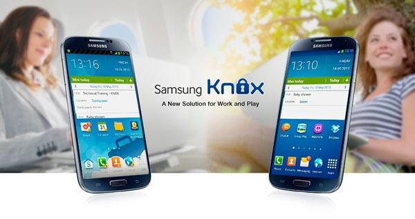 Samsung Knox, el nuevo asistente de seguridad de los Samsung Galaxy
