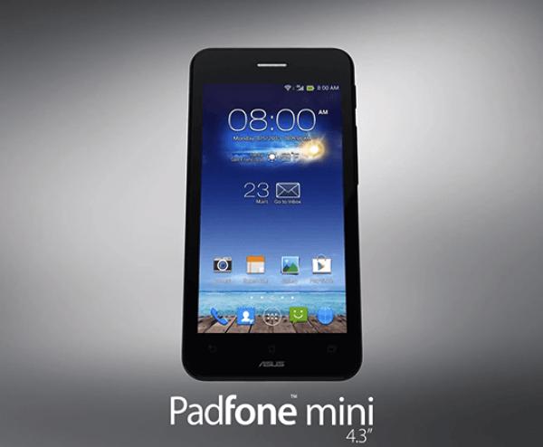 Asus Padfone Mini ya es oficial