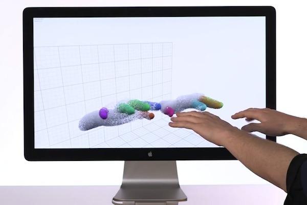 El control por gestos llegará a móviles y tabletas en 2014