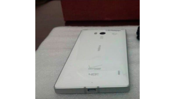 Nuevas pistas del Nokia Lumia 929