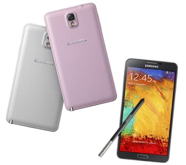 Ya hay 10 millones de Samsung Galaxy Note 3 en el mercado